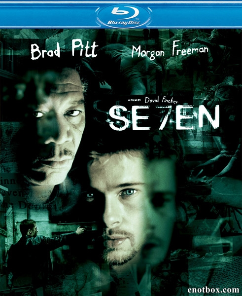 Семь / Se7en [REMASTERED] (1995/HDRip/BDRip)