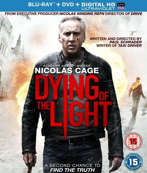 Умирающий свет / Dying of the Light (2014/BDRip 720p/HDRip/1400Mb/700Mb)