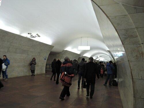 Станция Тверская
