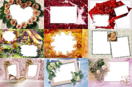 Свадебные рамки PNG 0 11e886 50faa087 orig