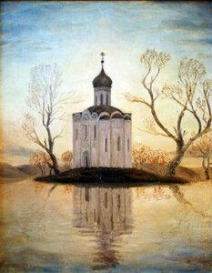 Никита Ефремовцев. Картина