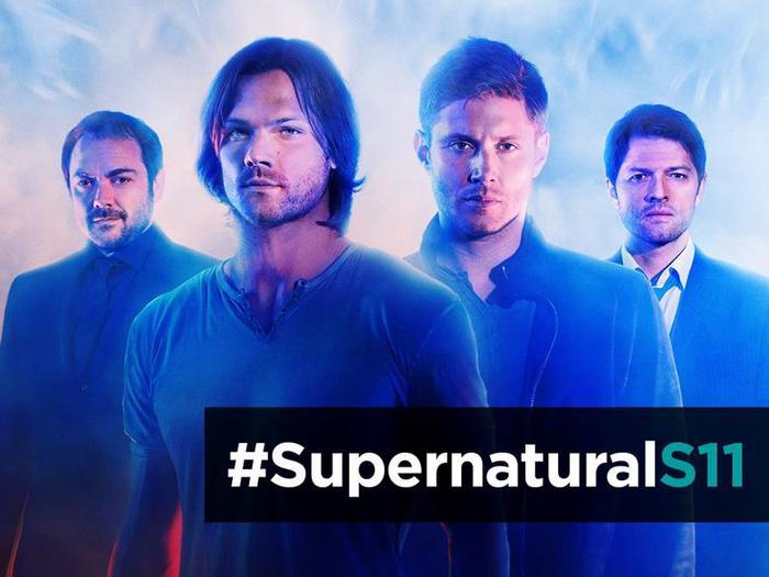 Сверхъестественное 11 сезон смотреть онлайн все серии