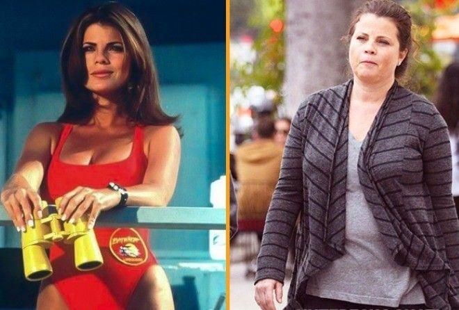 Тогда и сейчас: Как изменились актеры сериала Спасатели Малибу 28 лет спустя (11 фото)