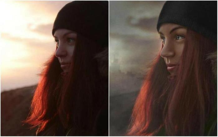Чудесное превращение обычных фото в красивые картины с помощью Фотошопа