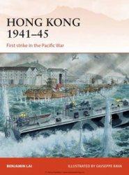 Книга Hong Kong 1941-1945 (Osprey Campaign 263)