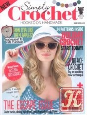 Книга Simply Crochet № 7 2013