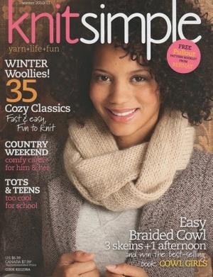 Журнал Журнал Knit Simple №21 2010/11 Winter