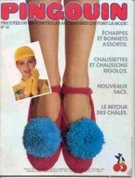 Журнал Pingouin №30 tricotez ou crochetez les accessoires qui font la mode