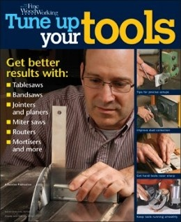 Журнал Fine Woodworking Special Issue 2011 - Tune Up Your Tools