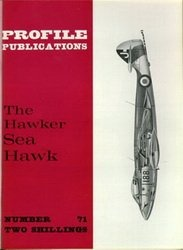 Книга Hawker Sea Hawk [Aircraft Profile 071]