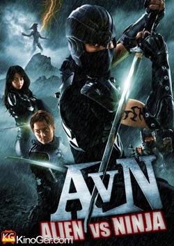 Alien vs Ninja (2010)