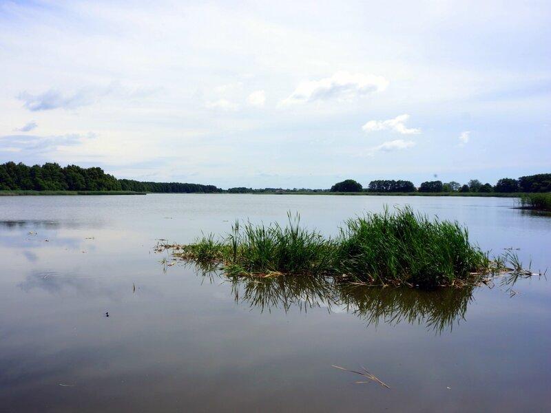 Озеро Чайка, пос. Рыбачье