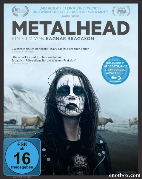 Металлистка / Málmhaus (2013/BDRip/HDRip)