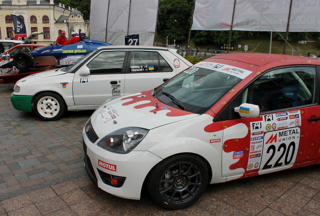 выставка спортивные автомобили