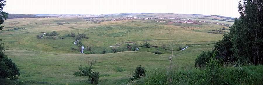 Село Кичуй, Кичуйский фельдшанец