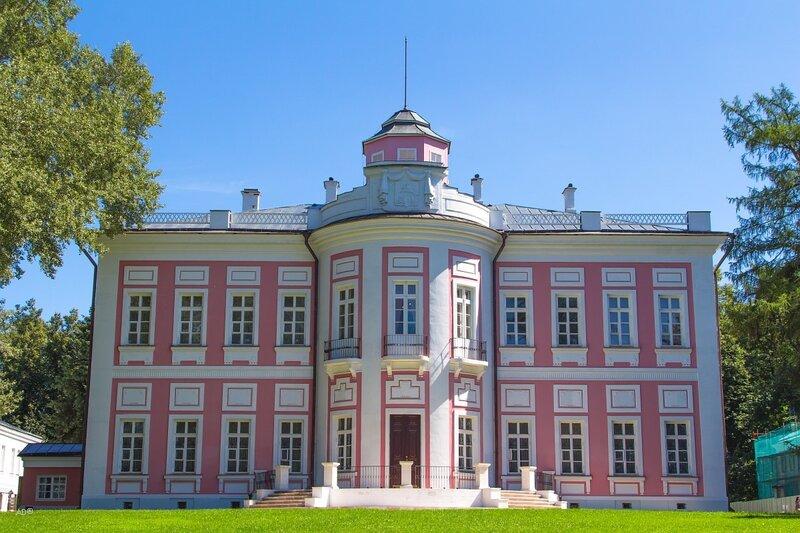 Дворец в Вязёмах