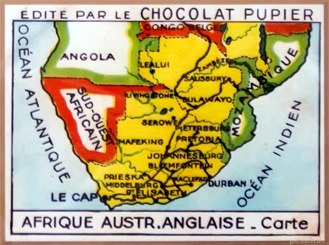 История шоколада во Франции