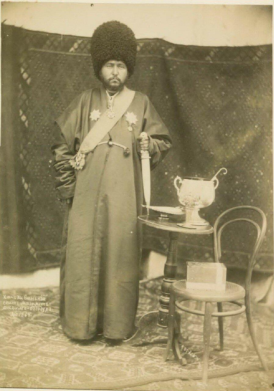 Хивинский хан Мухаммад Рахим-хан II