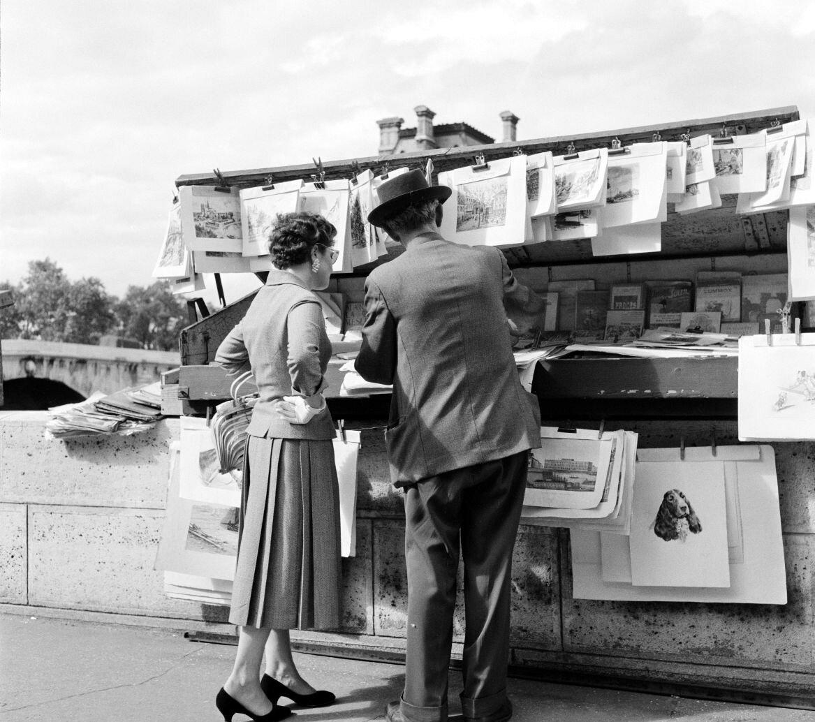 1949. Букинисты