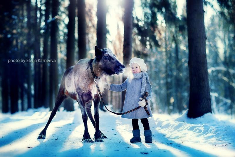 Зимняя сказка от детского фотографа 0 13630f 86561607 orig