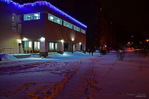 Фото города Инта №7334  Куратова 50а и 48 22.12.2014_17:31