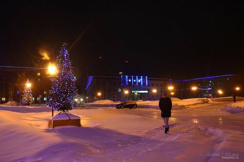 Фото города Инта №7427  Мира 25а, Горького 14 и 21 18.01.2015_16:26