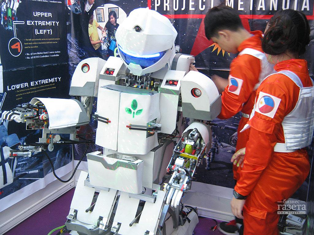 20 млн россиян могут потерять работу из-за внедрения роботов