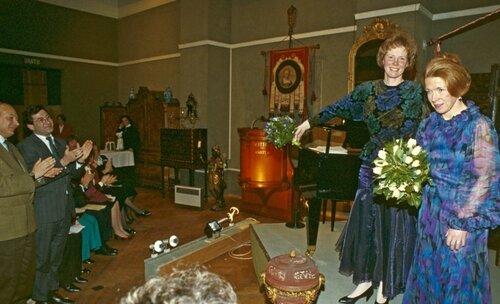 7 februari 1991. После концерта. Одно из четырех выступлений , организованных Фондом Сотбис.
