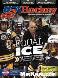 USA Hockey Magazine - November 2013