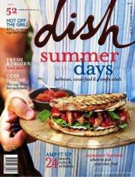 Журнал Dish №52 - February-March 2014