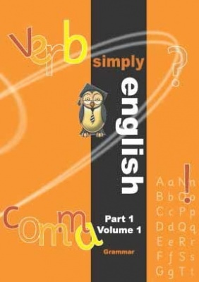 Simply English Part 1 Volume 1 - Grammar Video Course