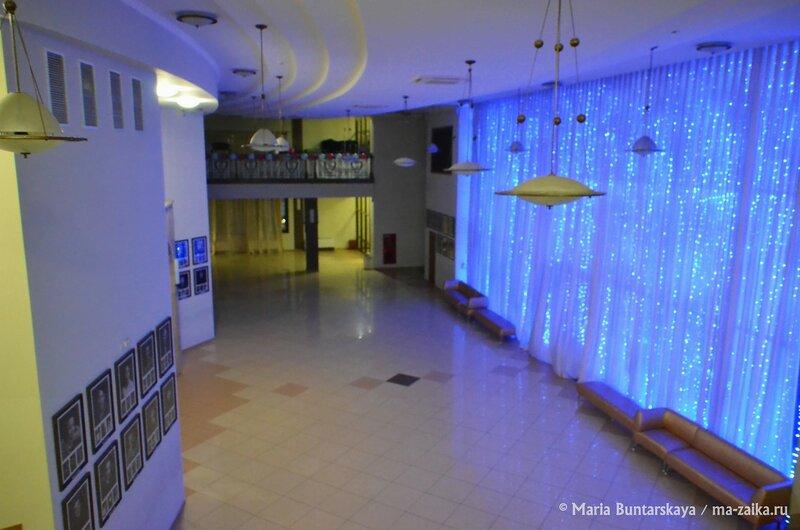 Открытие нового зала музея, ТЮЗ, 13 февраля 2015 года