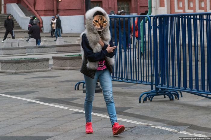 как не надо одеваться зимой