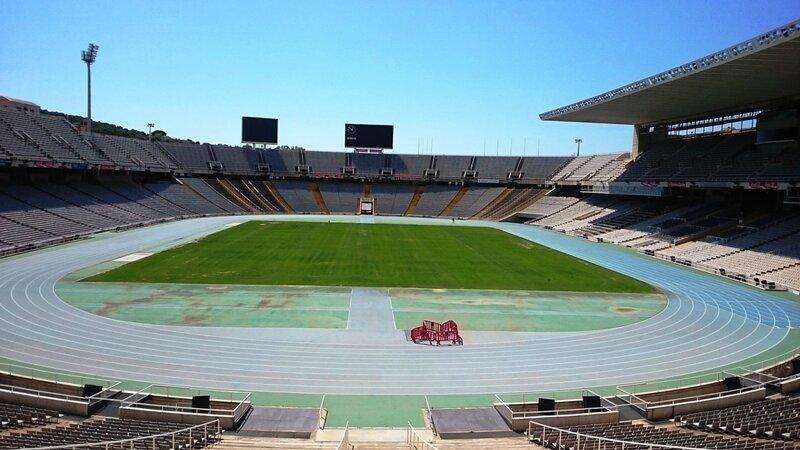 Барселона, Олимпийский стадион (Barcelona Olympic Stadium)