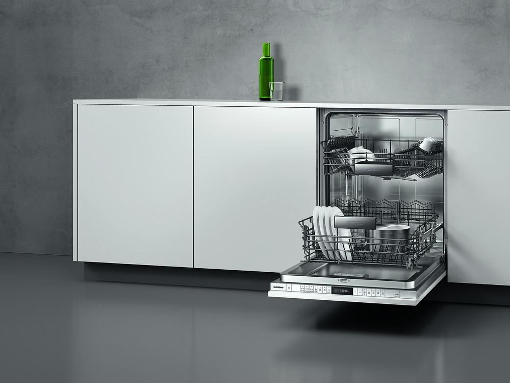 встраиваемые немецкие посудомоечные машины Gaggenau