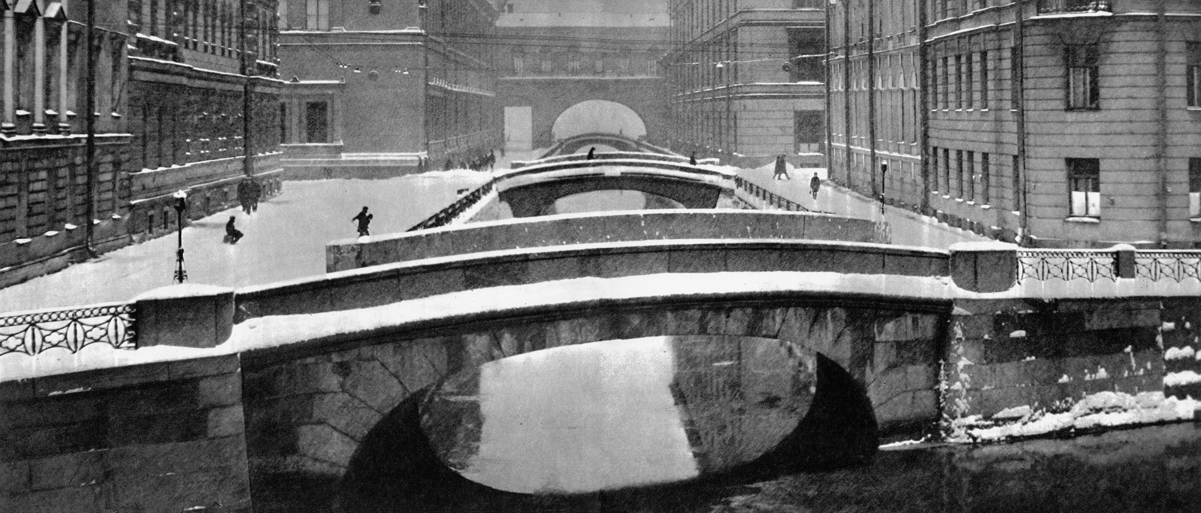 Зимняя канавка / Winter Canal
