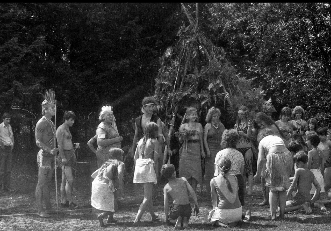 Розги в пионерском лагере 31 фотография