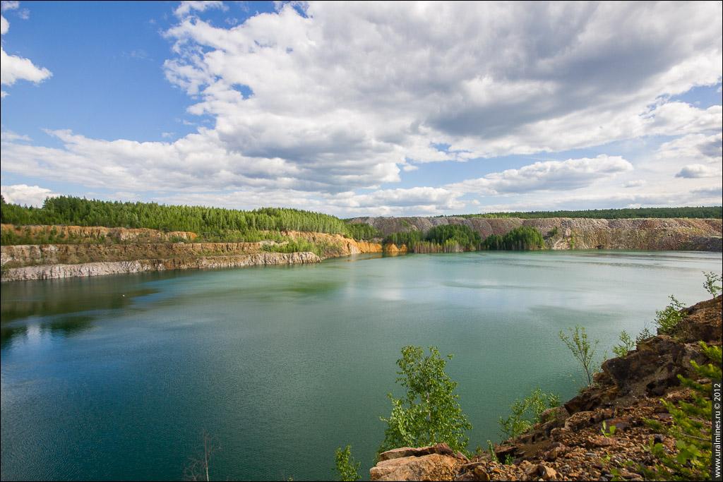 Валуевский железный рудник