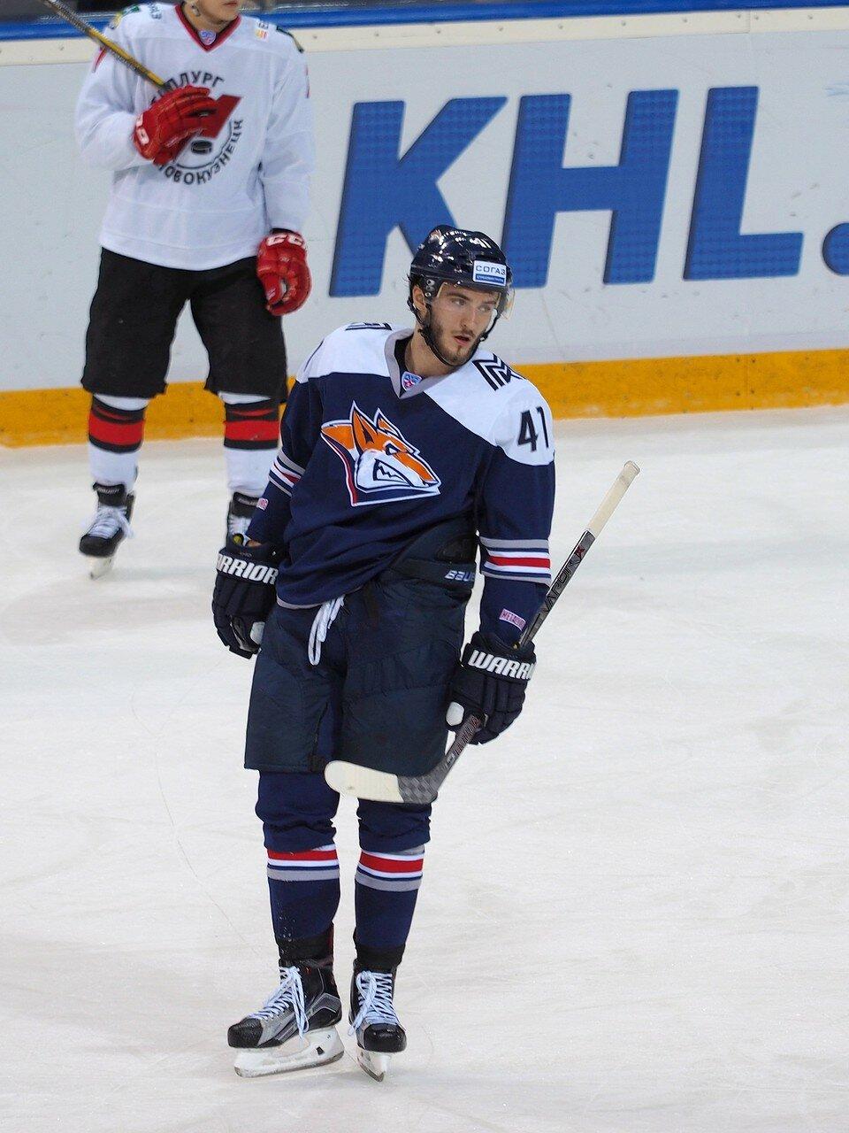 34Металлург - Металлург Новокузнецк 20.09.2015