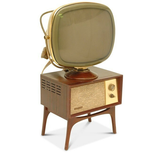 Телевизор Philco, 1959 год..jpg