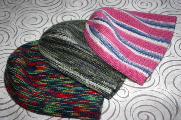 Дневники по вязанию шапок