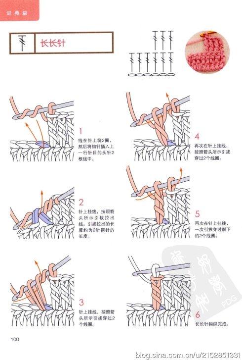 Как вязать крючком по схемам (4)