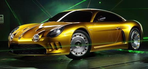 Итальянцы представили спорткар стоимостью триста восемьдесят тысяч евро