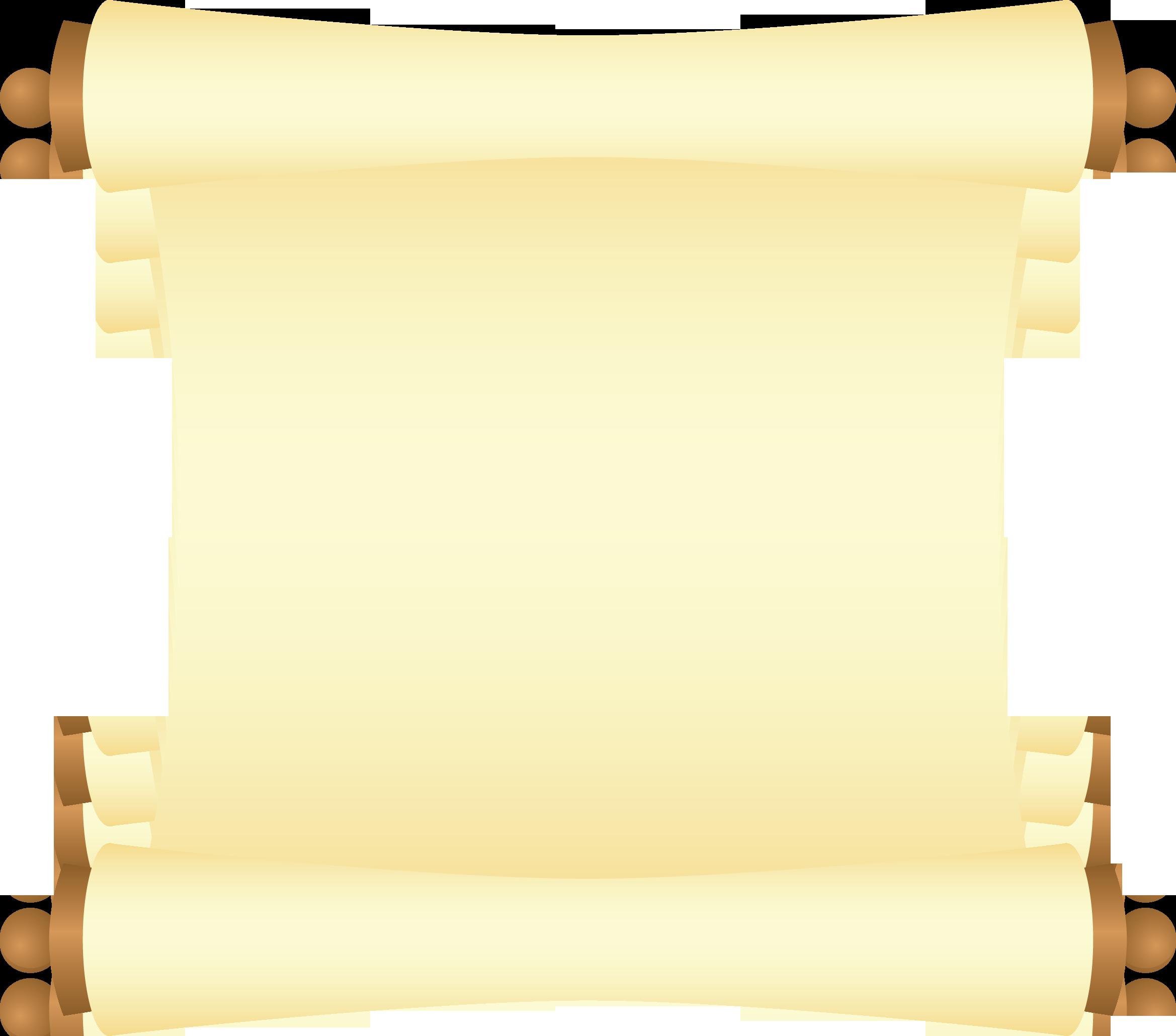 картинки свиток на прозрачном фоне