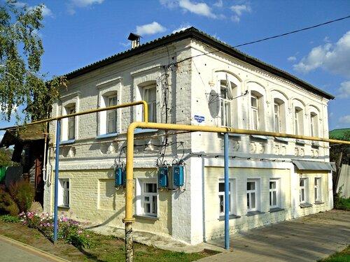Дом жилой, Луначарского, 23