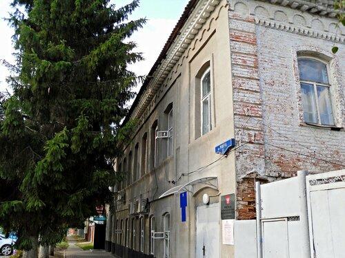 Обществ. здание, Мира, 11