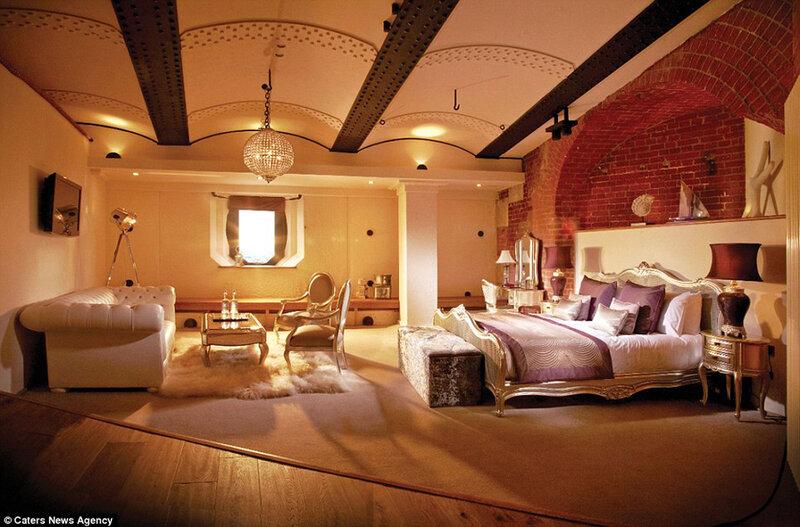 Морской форт Спитбэнк превратили в шикарный отель