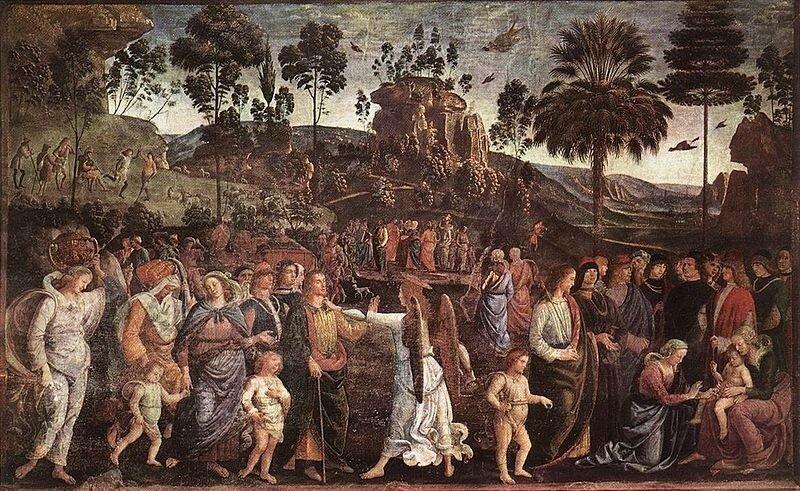 Прекрасные росписи Сикстинской капеллы 0 13c0f7 204cc5e7 XL