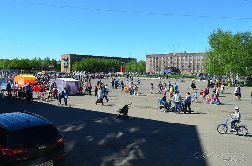Фото города Инта №7653  Праздничные мероприятия, приуроченные к Дню защиты детей (площадь Ленина) 30.05.2015_11:58