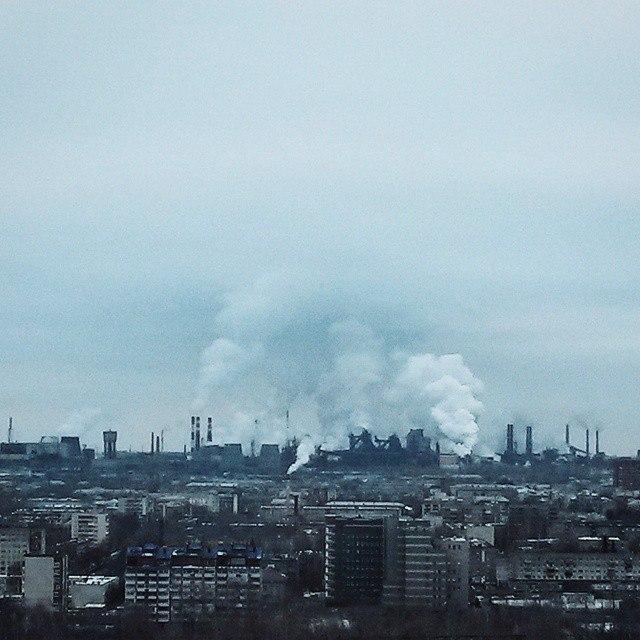 промышленный город заводы работают нижний тагил